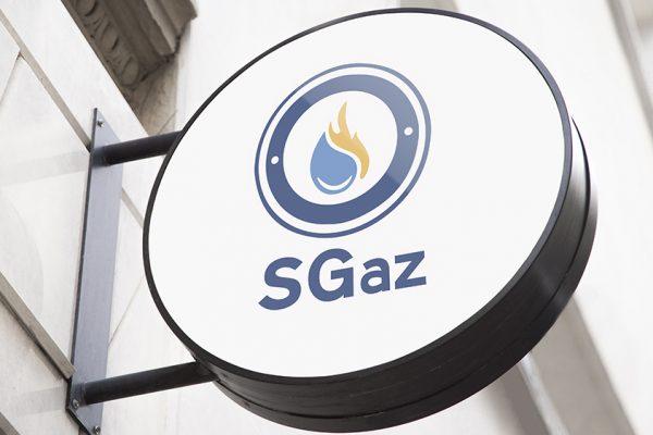 Logo SGaz